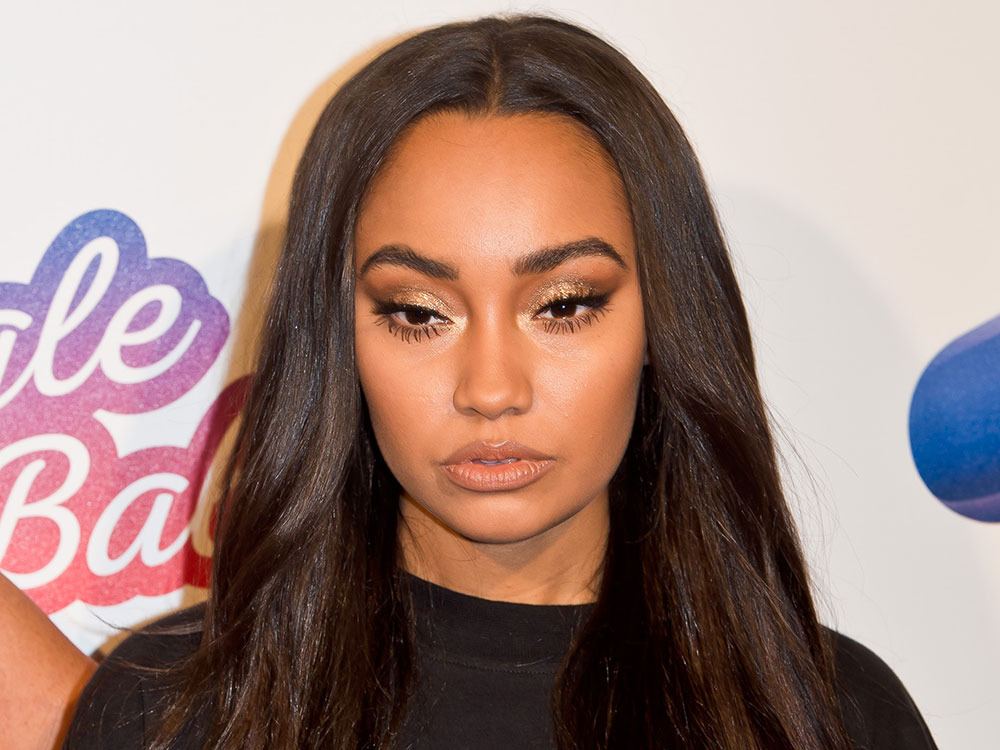 Leigh Anne Pinnock Suffers A Nasty Injury Before Little