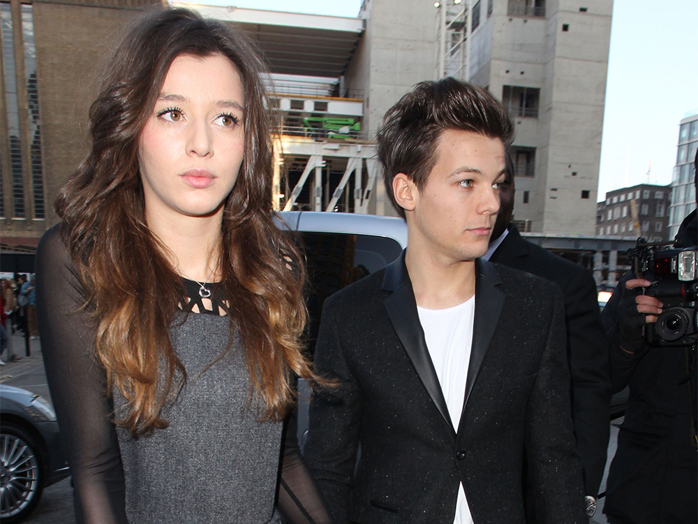 One Direction s Louis Tomlinson and Harry Styles We re Not Dating