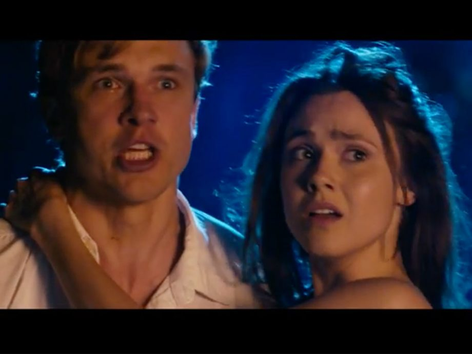 the little mermaid live action movie trailer will give you goosebumps
