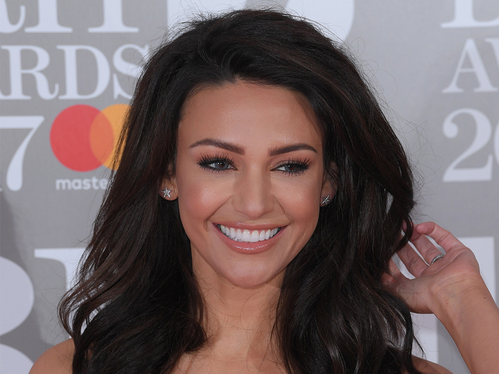 Michelle Keegan Gushes...