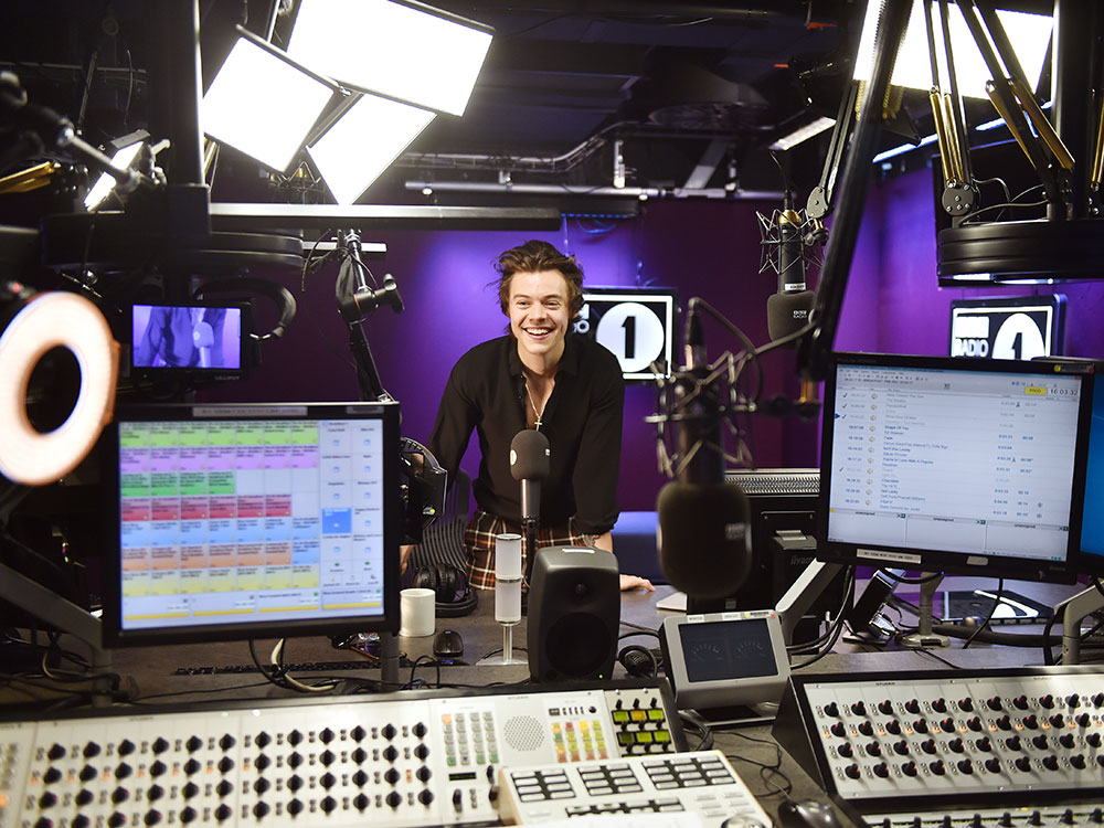 Radio 1 News: 11 Things We Learnt From Harry Styles' Radio 1 Interview