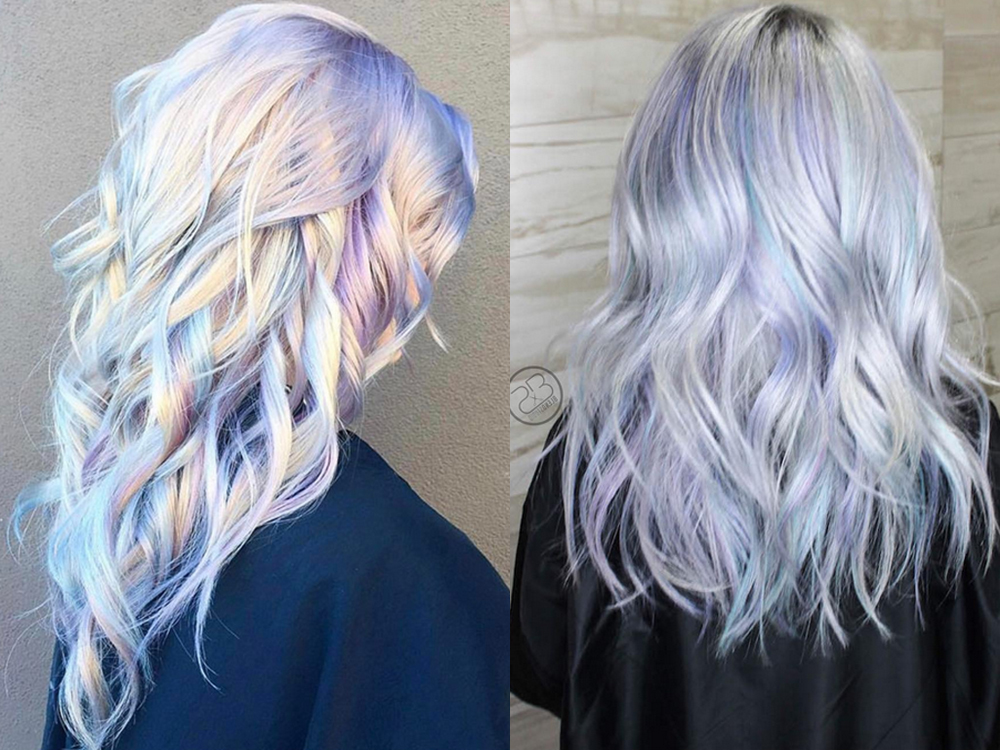 Holographic Hair Is Here And We Re Obsessed With It