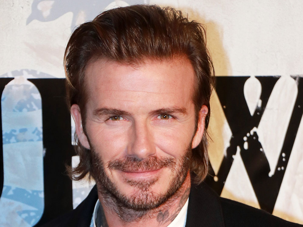 David beckham 39 s movie debut has caused quite a stir look - David beckham ...