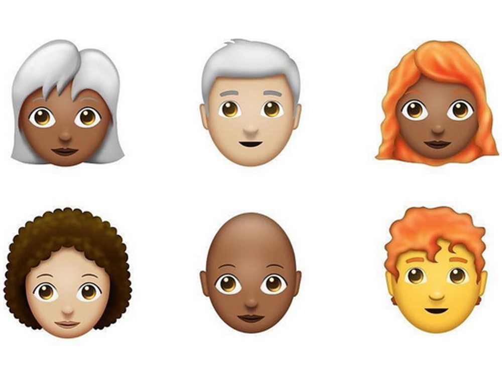 There Could Finally Be Hair Diversity In The Emoji World