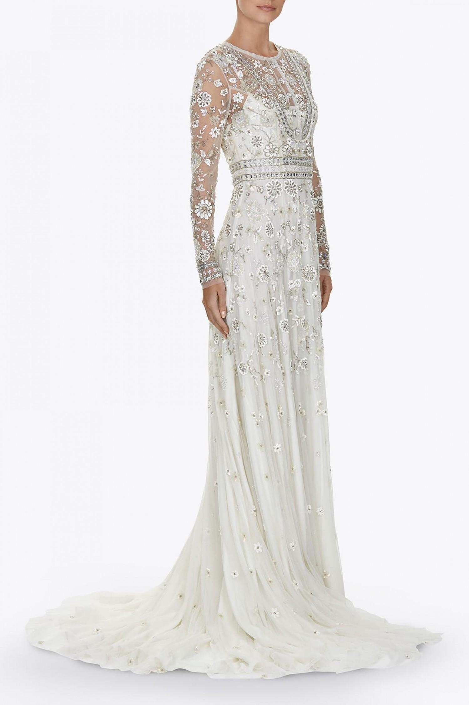High Street Wedding Dresses The Look Edit Look