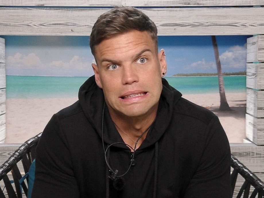 Dom Lever On Love Island
