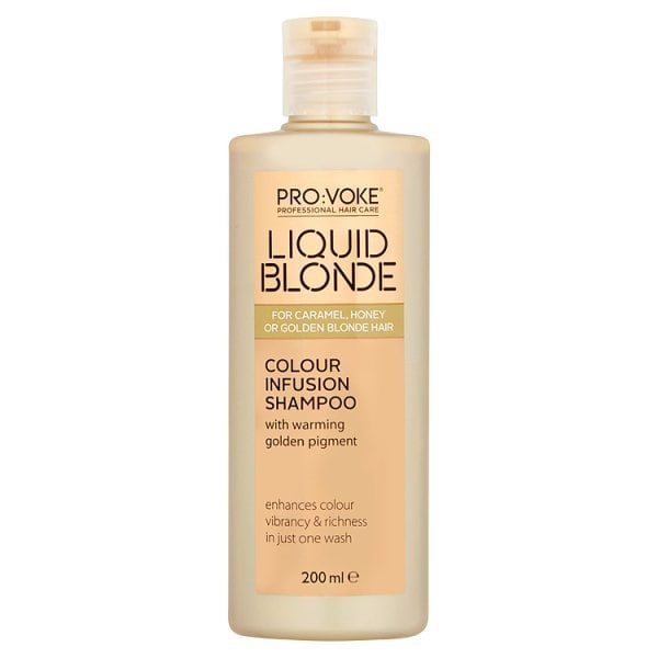 If Youve Got Golden Blonde Highlights Then You Need This Shampoo