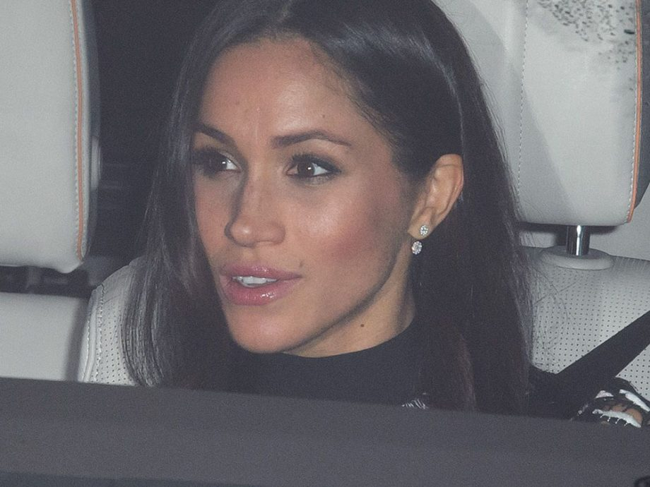 Did You Notice This About Meghan Markle's Makeup During Her Trip To The Palace?