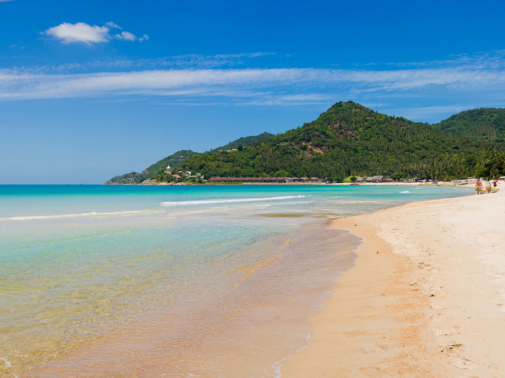 Chaweng Koh Samui - Scottish Staycation Locations That Look Like They May Be Overseas