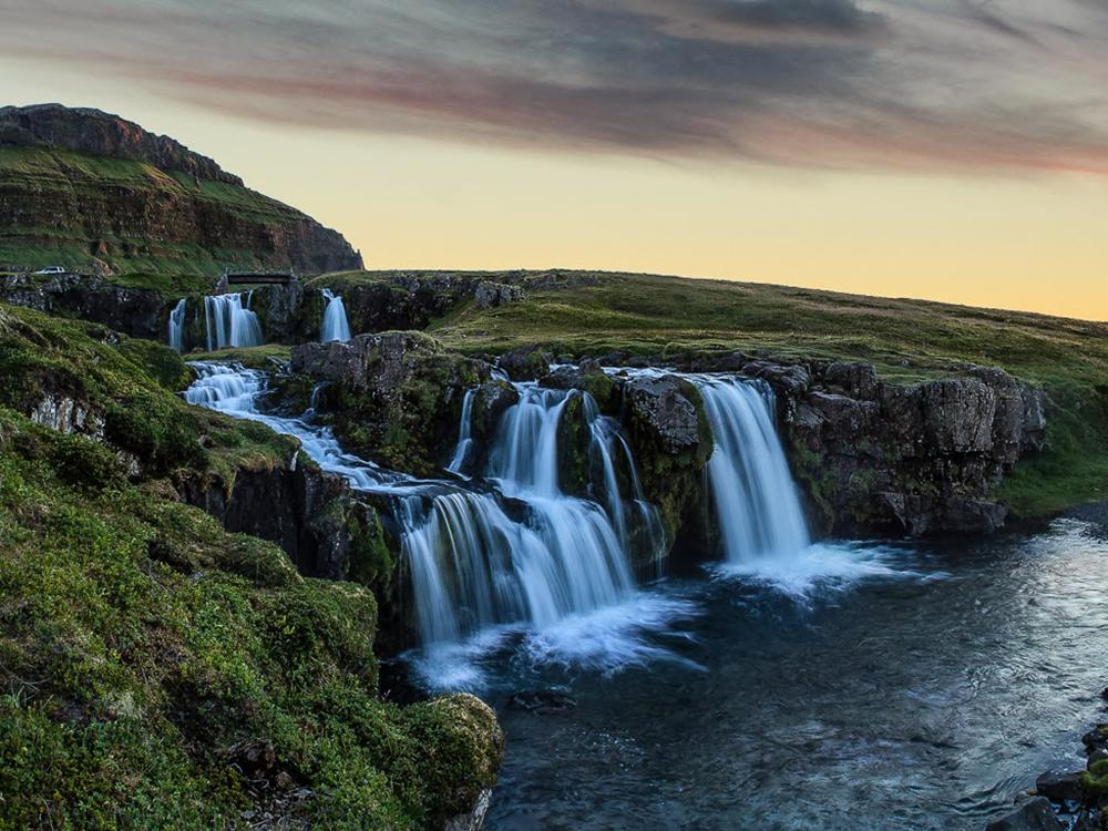 Kirkjufellsfoss Iceland - Scottish Staycation Locations That Look Like They May Be Overseas