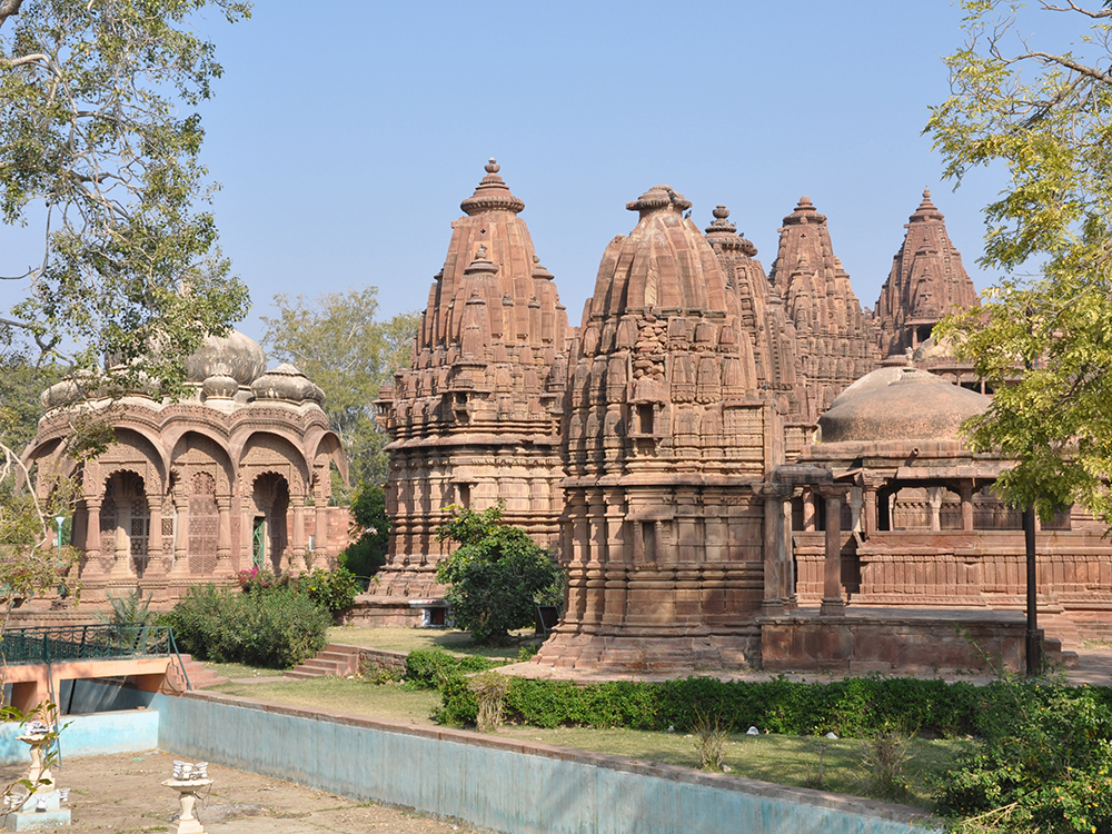 Mandore Gardens India - Scottish Staycation Locations That Look Like They May Be Overseas