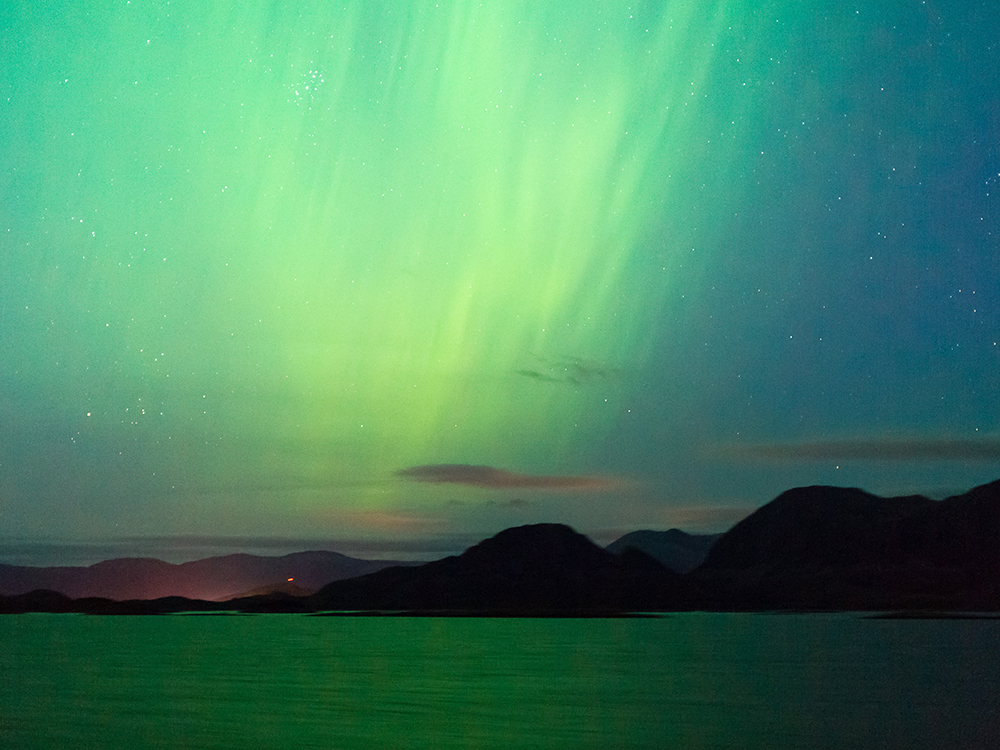 Northern Lights Norway - Scottish Staycation Locations That Look Like They May Be Overseas