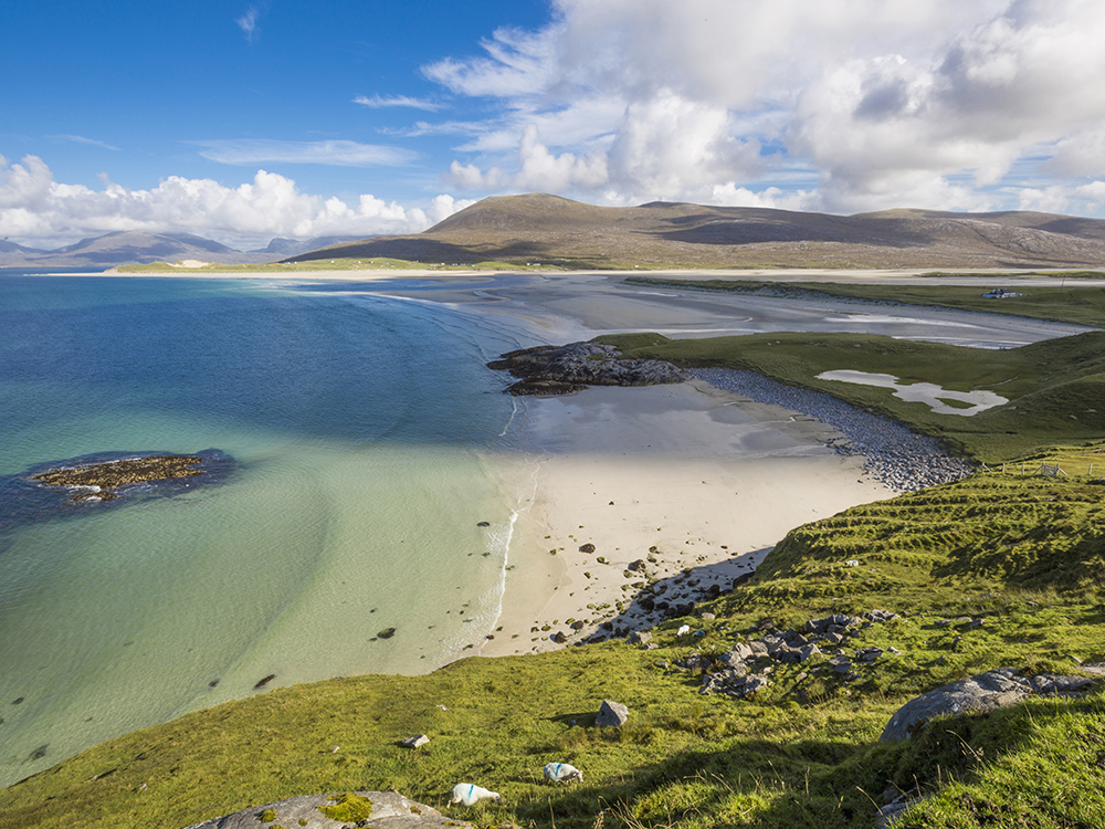 Seilebost Isle of Harris Outer Hebrides - Scottish Staycation Locations That Look Like They May Be Overseas