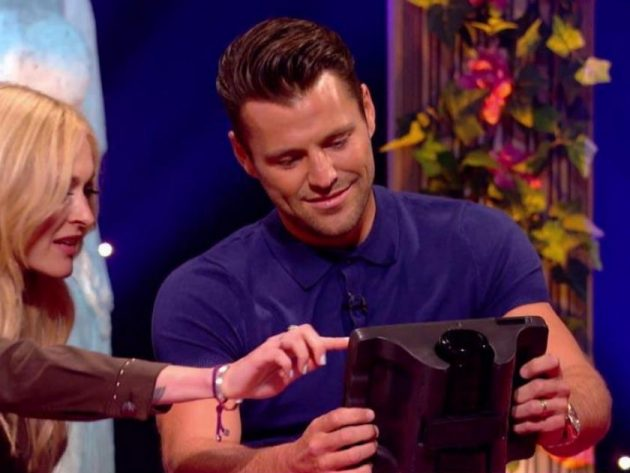 fearne mark celeb juice - Mark Wright's Time On Superstar Juice Obtained A Little Bit Awkward