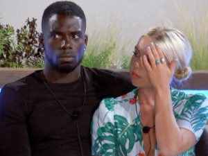 gabby marcel love island 2 300x225 - Love Island's Marcel Somerville 'Dropped As Celebs Go Courting's New Love Guru' After His Break up