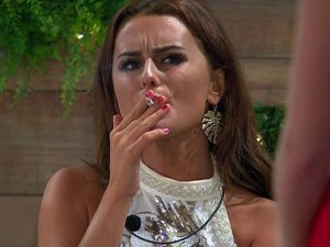 love island smoking 300x225 - One Behavior Will Be Banned From The Love Island Villa This Yr