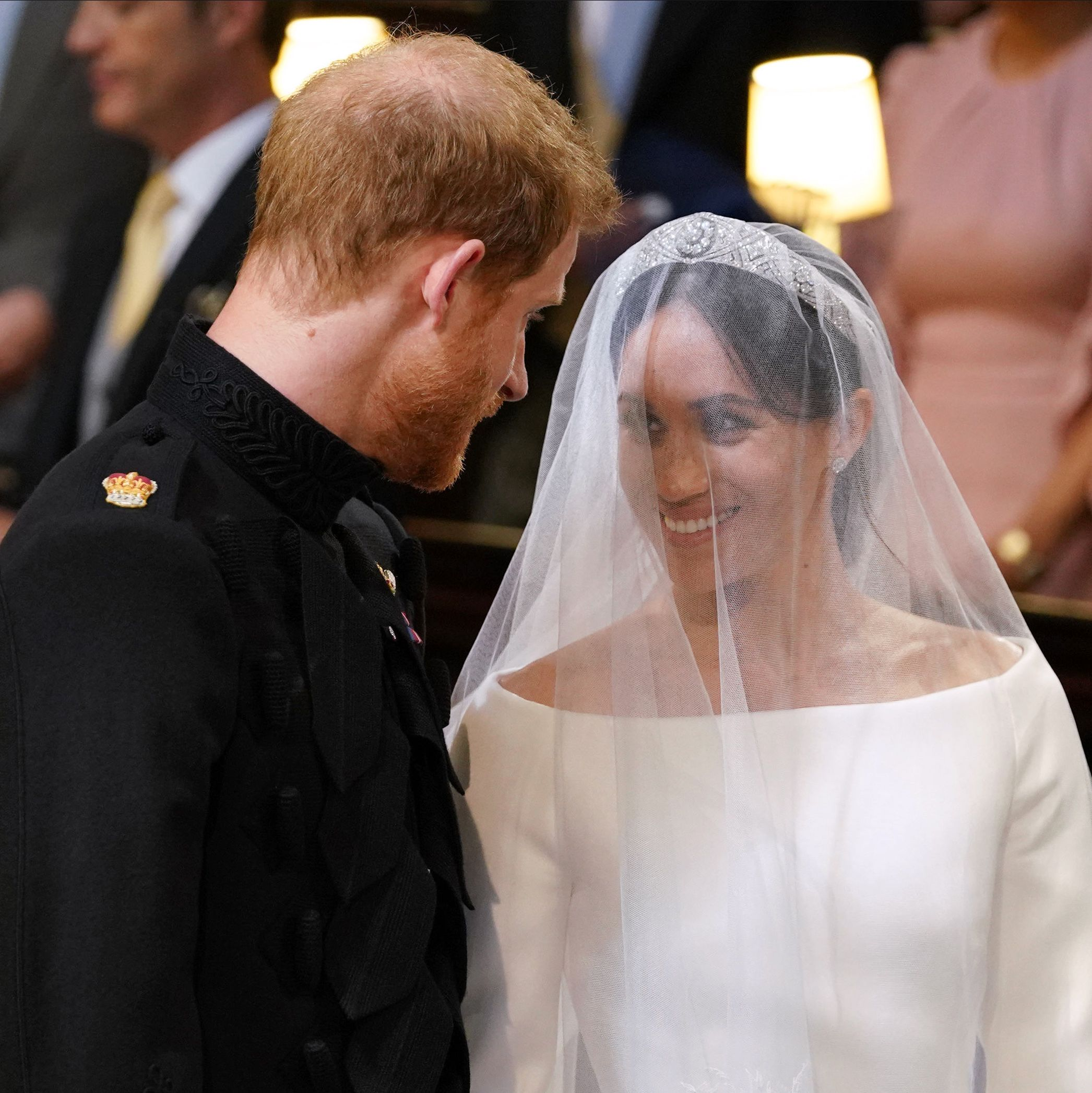 meghan harry altar - The One Factor You May Have Missed About The Royal Marriage ceremony