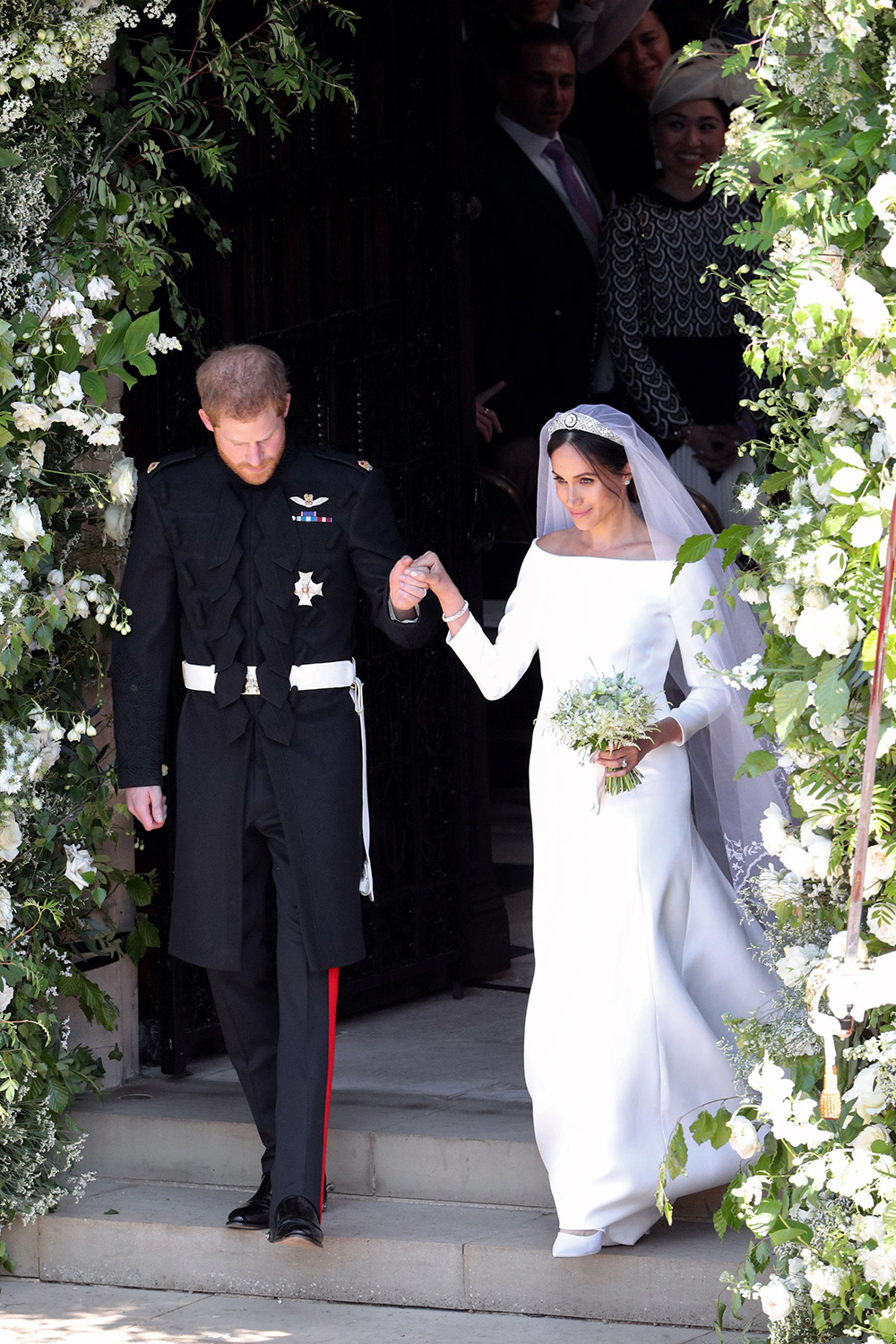 meghan harry married - The One Factor You May Have Missed About The Royal Marriage ceremony