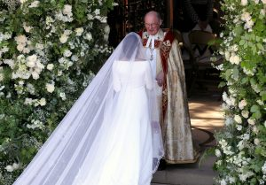 meghan wedding dress 300x209 - The One Factor You May Have Missed About The Royal Marriage ceremony