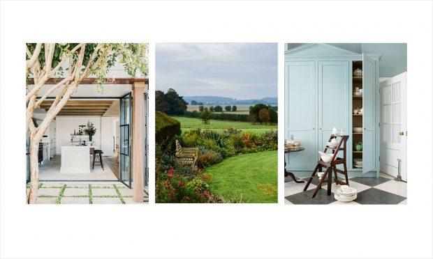 Home Homes Gardens