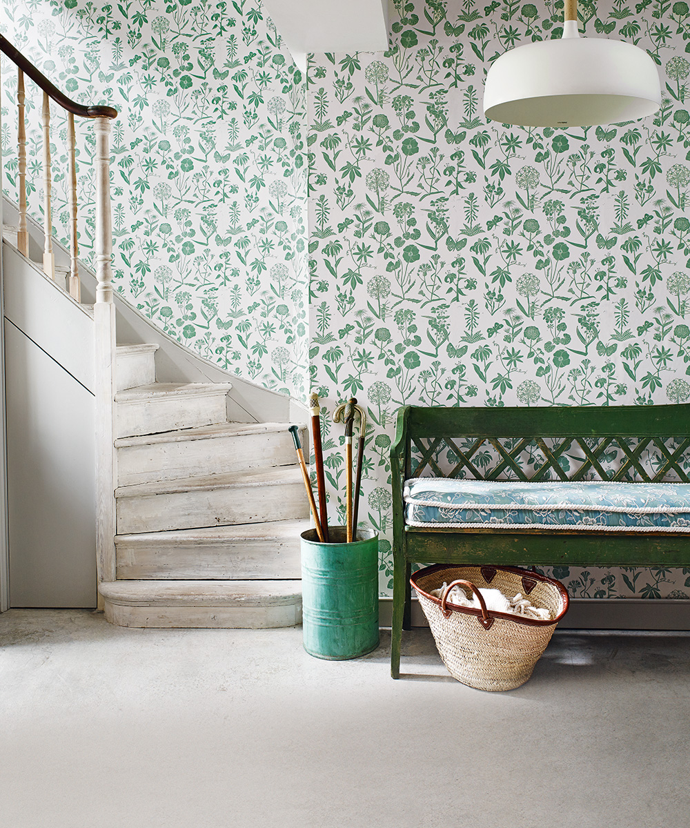 Decorating with green – get back to nature with a fresh palette