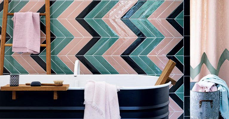 Bathroom tile ideas that are classic and timeless