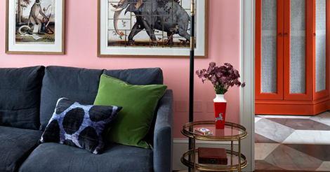 Pink room ideas – for spaces that are fresh, warm and surprising