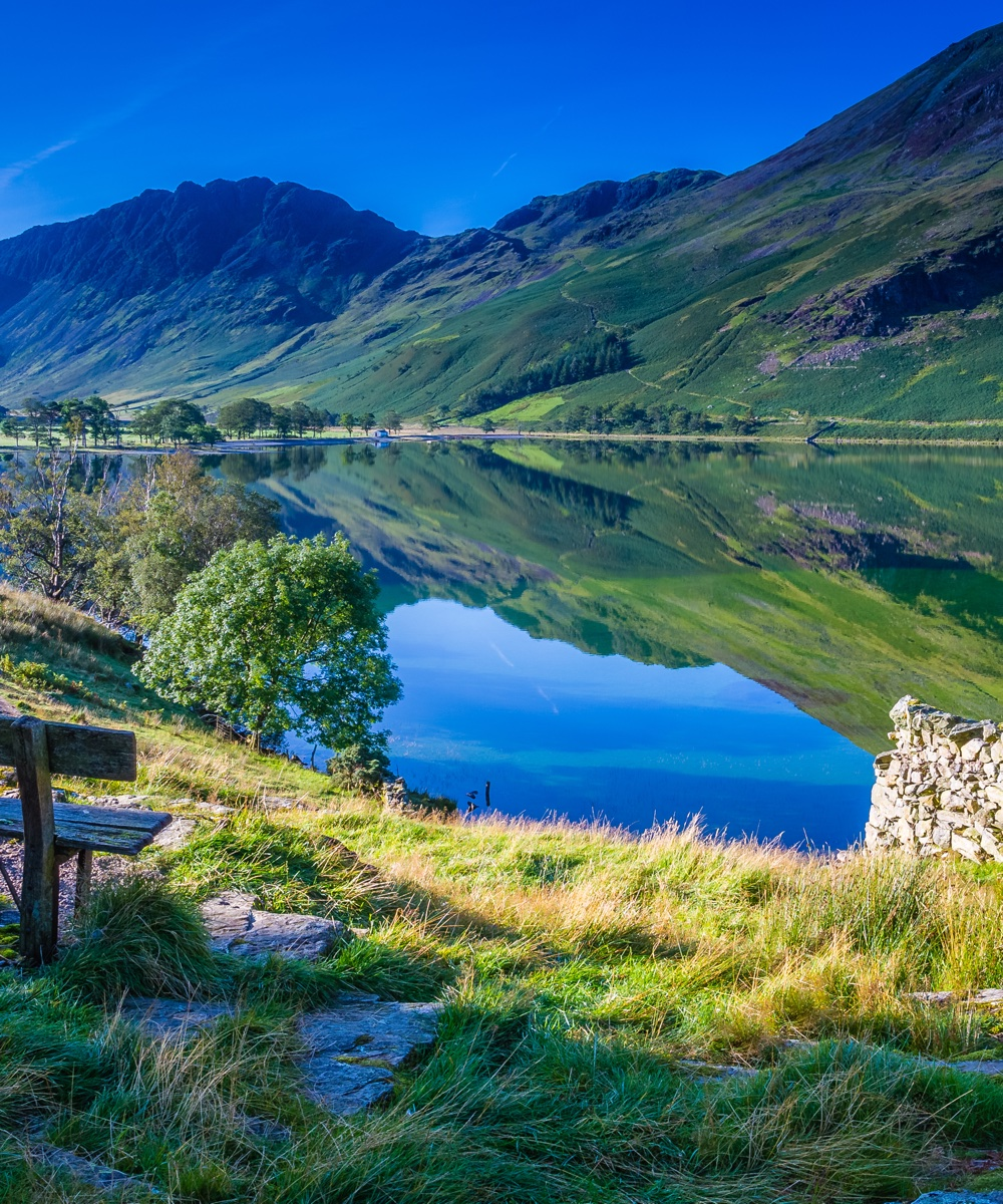 The world's most Instagrammed lakes – and the UK takes the top spot