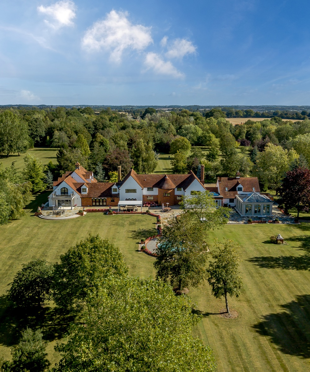Sprawling country house set in its own parkland for sale in Essex