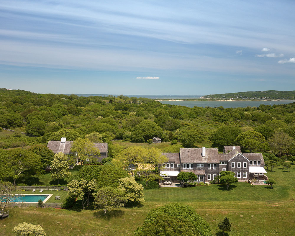 Jackie Kennedy Onassis's Martha's Vineyard estate is for sale for $65 million