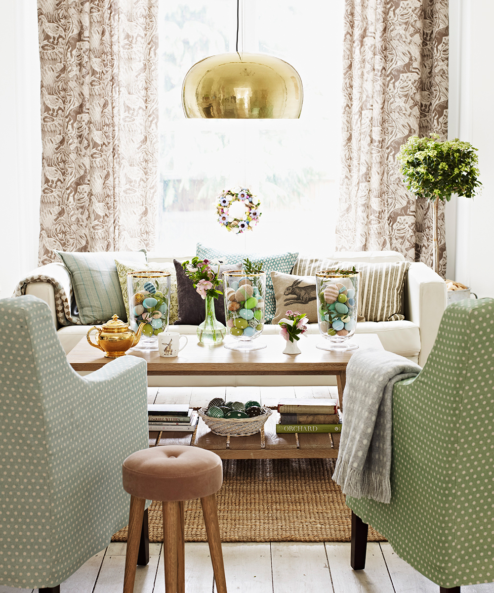 easter decorating ideas to celebrate spring  homemade