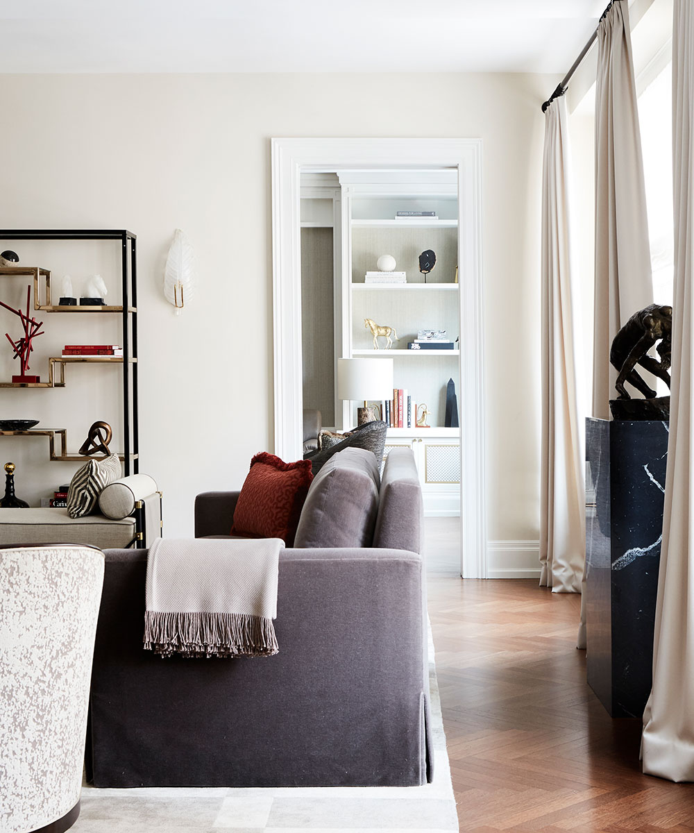 Design house: Urban chic home in New York, designed by Studio Laloc