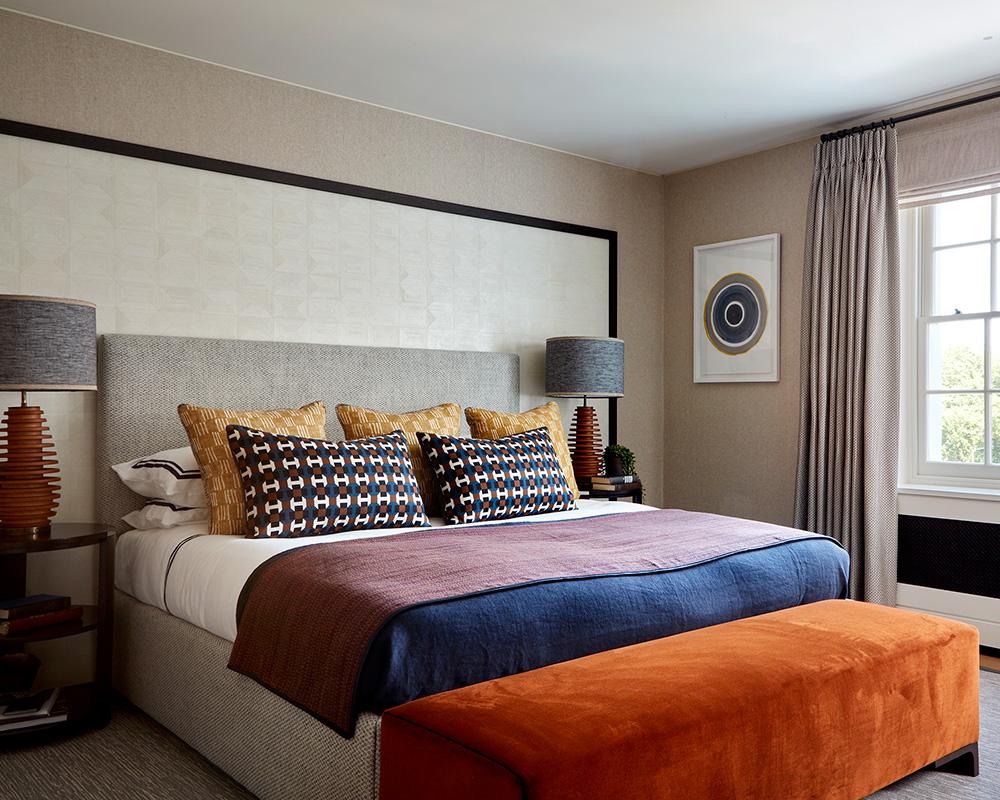 How to create a bedroom sanctuary - Bedroom ideas interior ...