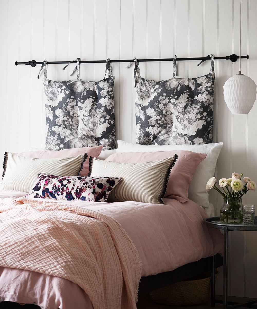 bedroom spring clean