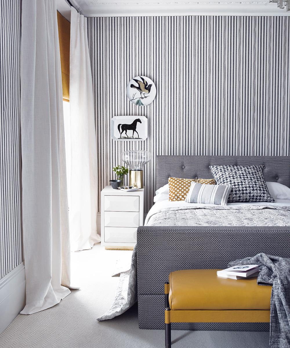 Grey bedroom ideas – Grey bedroom decorating ideas and advice