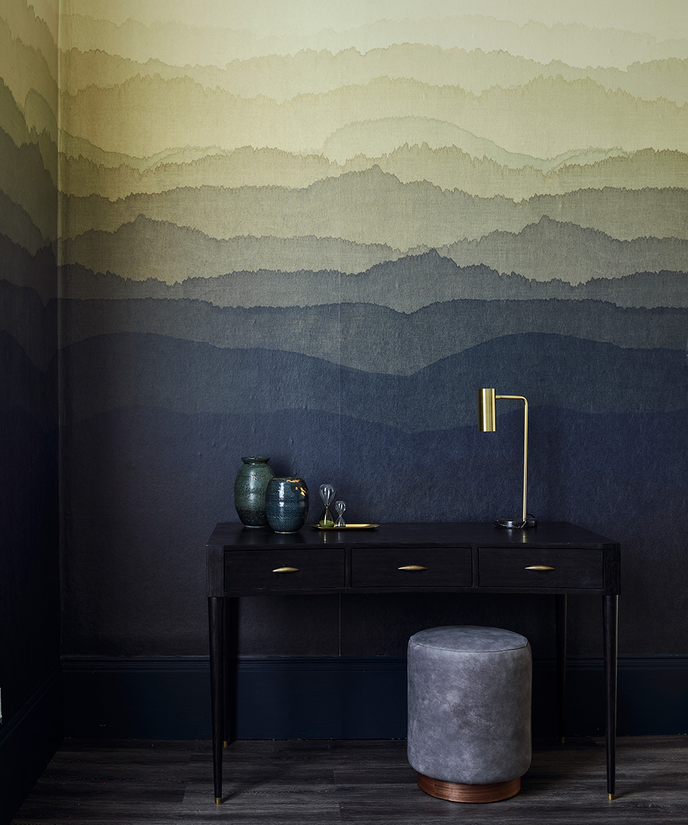 The five next big trends for paint and wallpaper next season