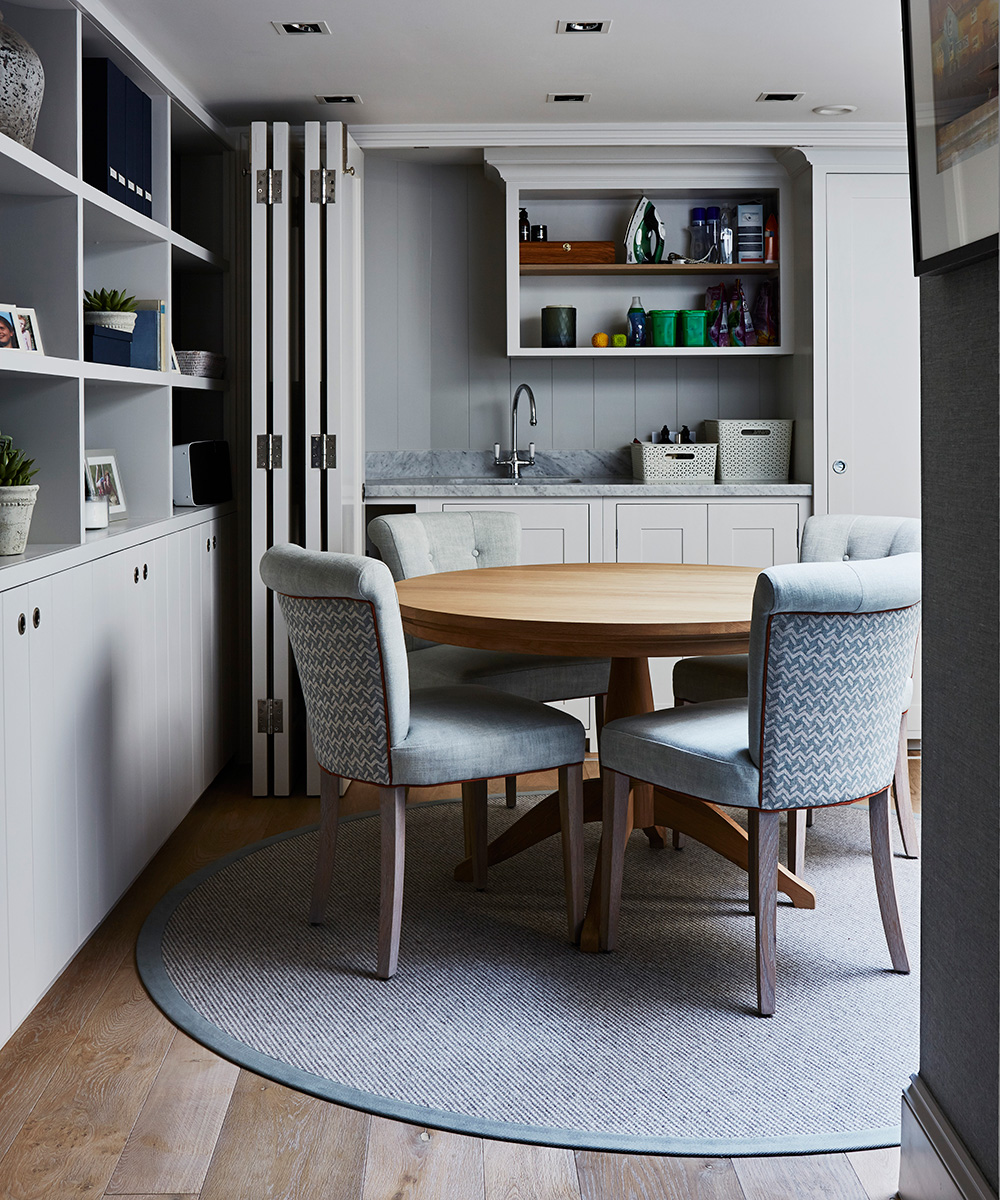 Small dining room ideas – make the most of a compact dining area