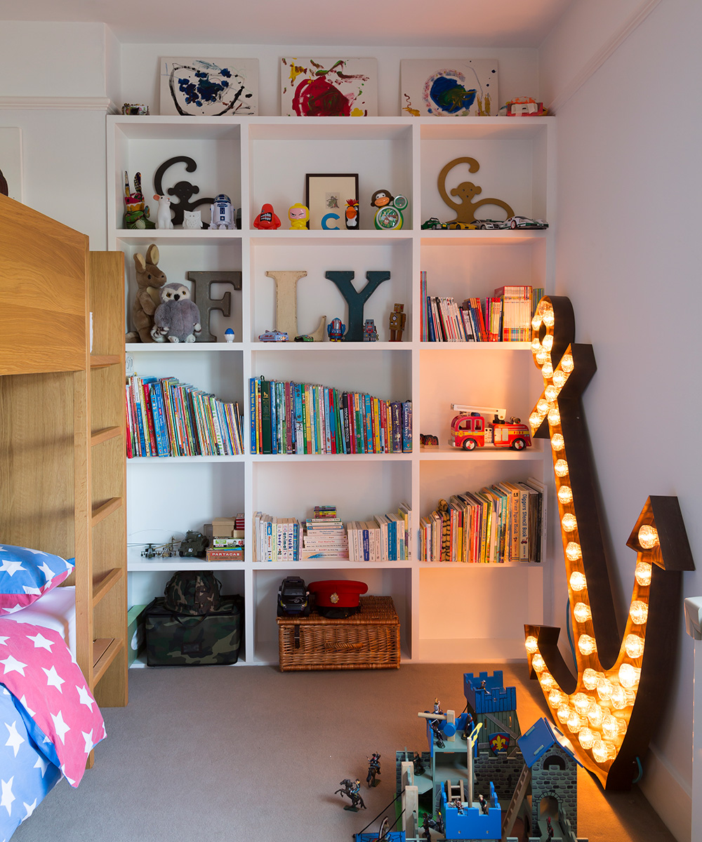 Small bedroom ideas for kids