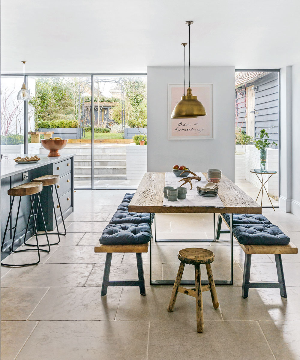 How to plan a kitchen extension
