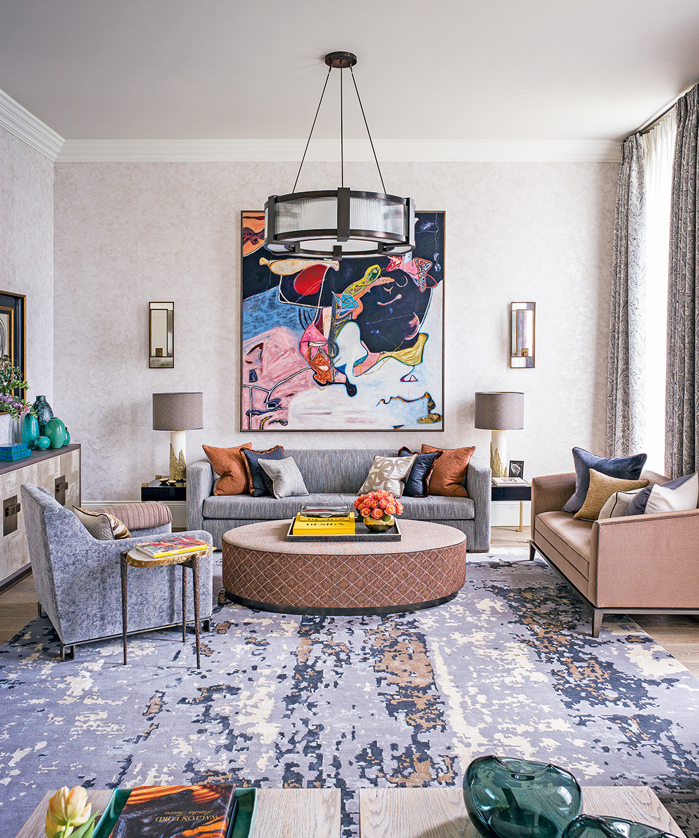 Living room ideas – inspiration for decorating and furnishing your space