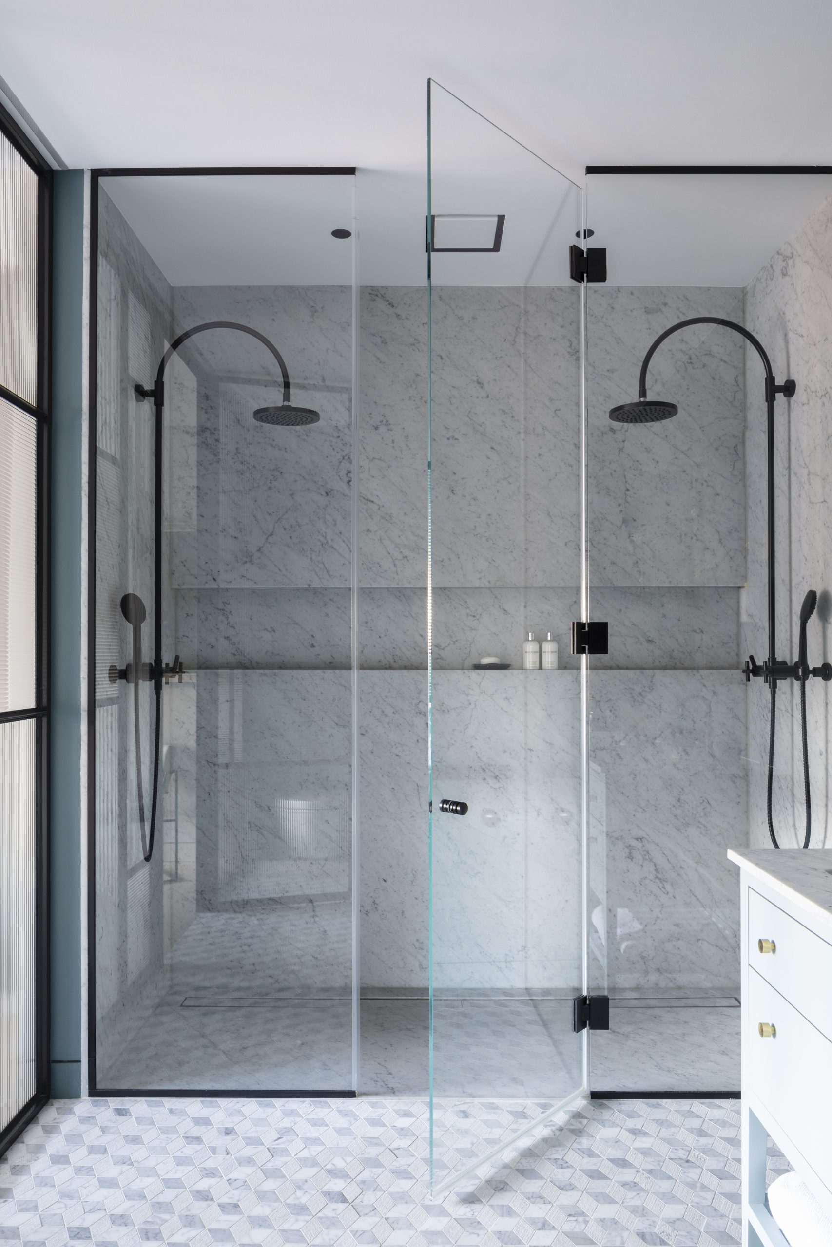 Shower room ideas. Gunter