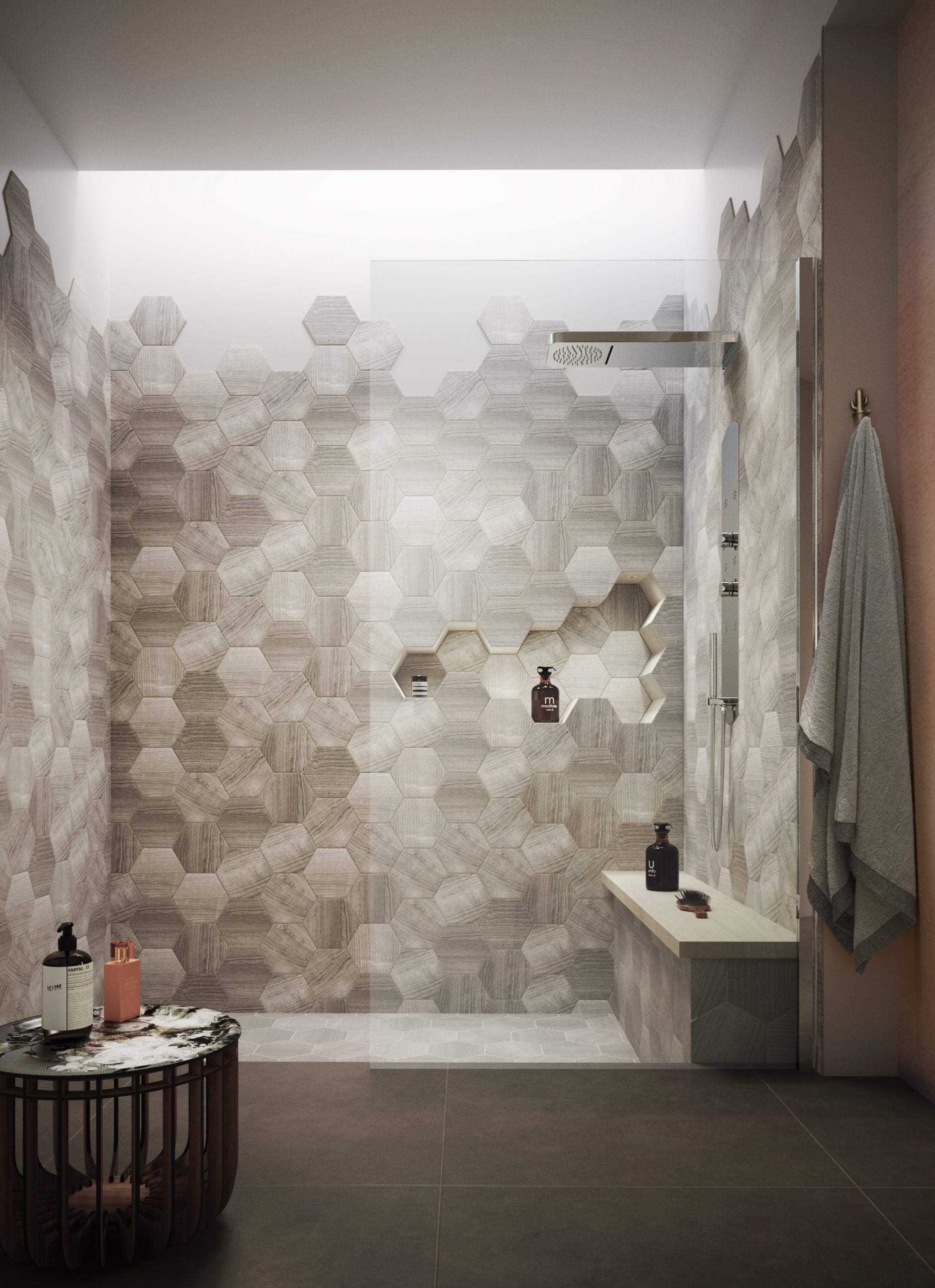 Shower room ideas. Hudson Reed
