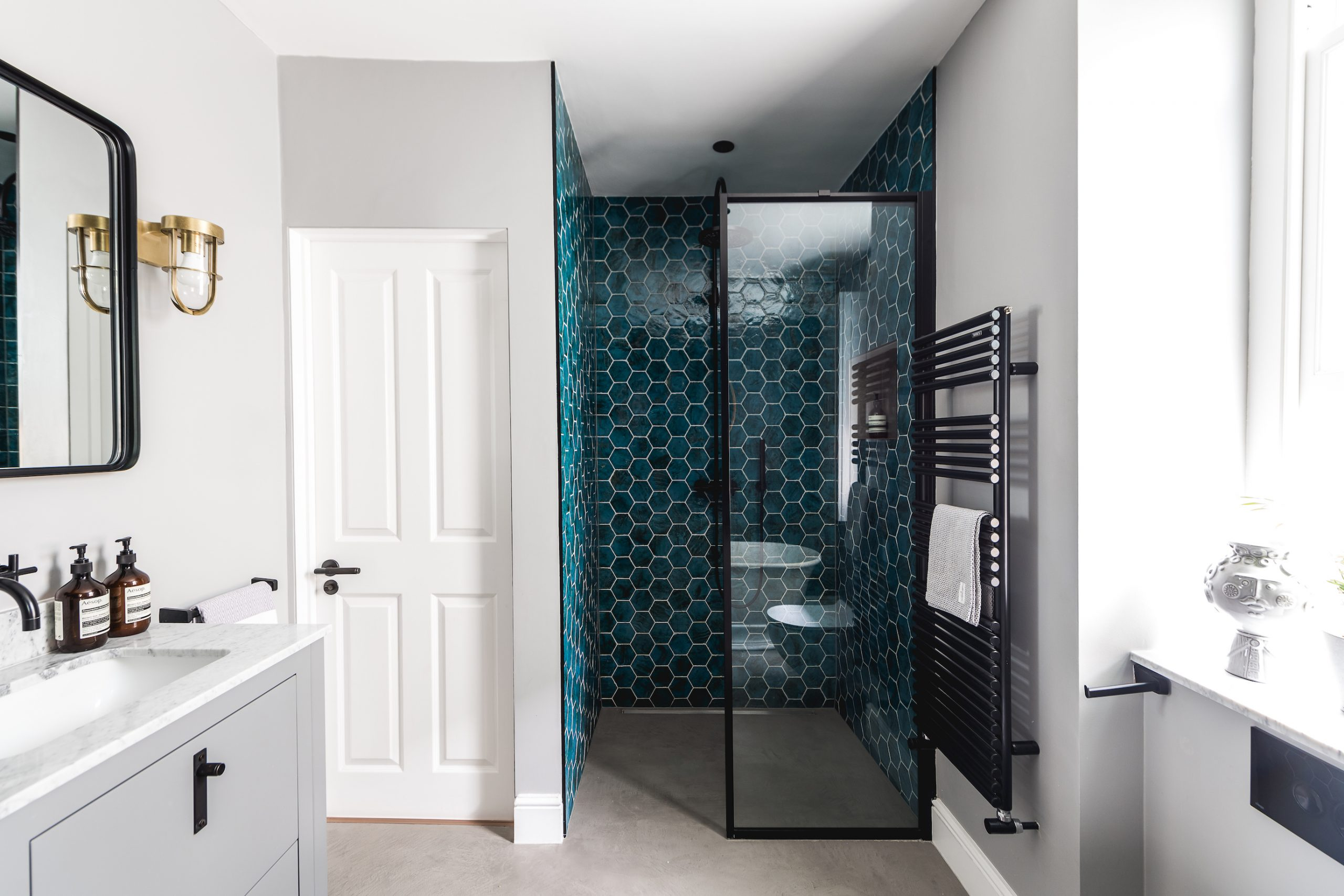 Shower room ideas. Day True