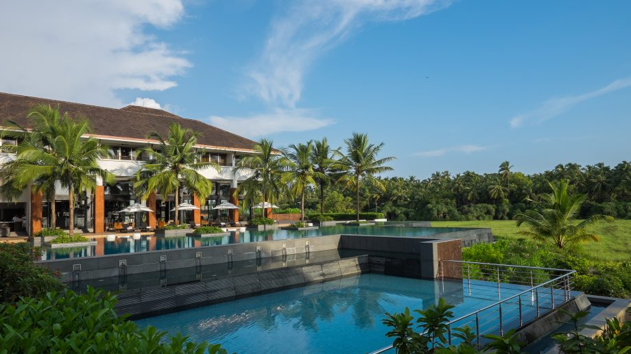 The Alila Diwa in Goa, India