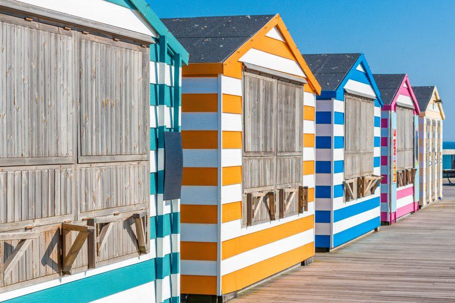 Best family breaks UK - Hastings Pier