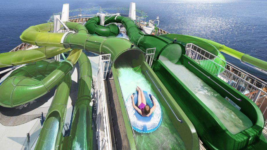 Family cruise facilities on MSC Grandiosa