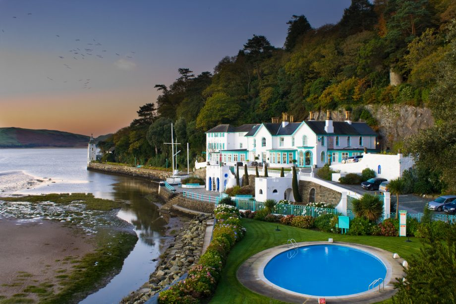 Best spa hotels Wales