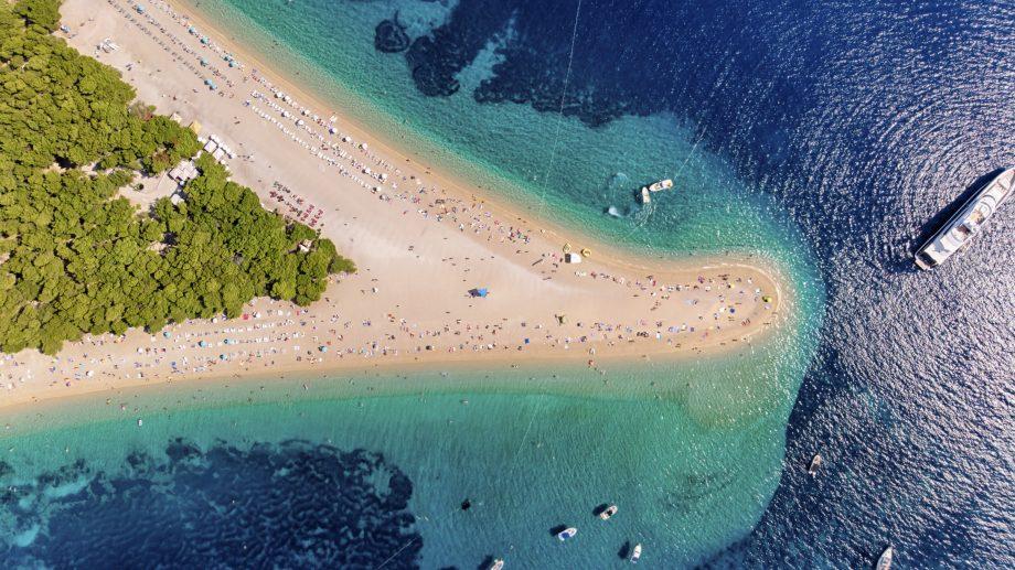 Where to go in September - Bol, Croatia