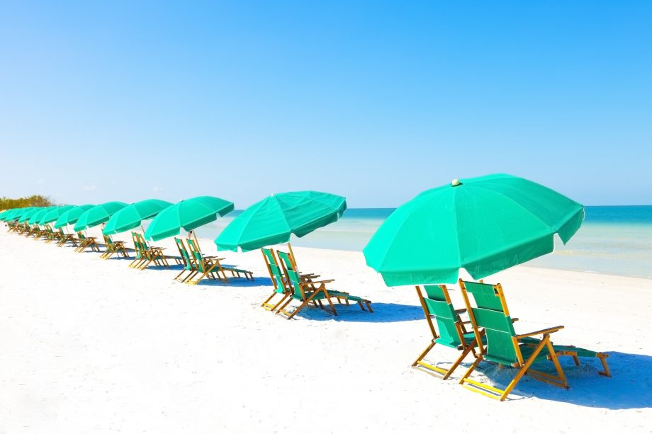 Where to go in November - Clearwater Beach, Florida