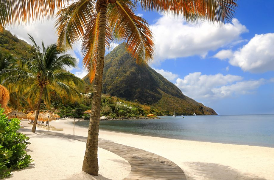 Best places to visit in December - St Lucia